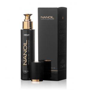 Olejek do włosów Nanoil - specjalista do pielęgnacji włosów