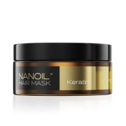 Keratin Hair Mask (Nanoil)